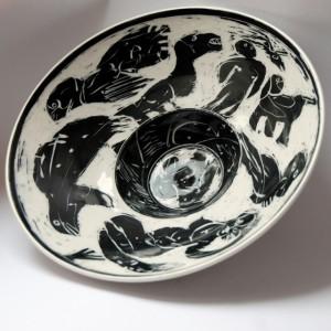 porcelænsskål